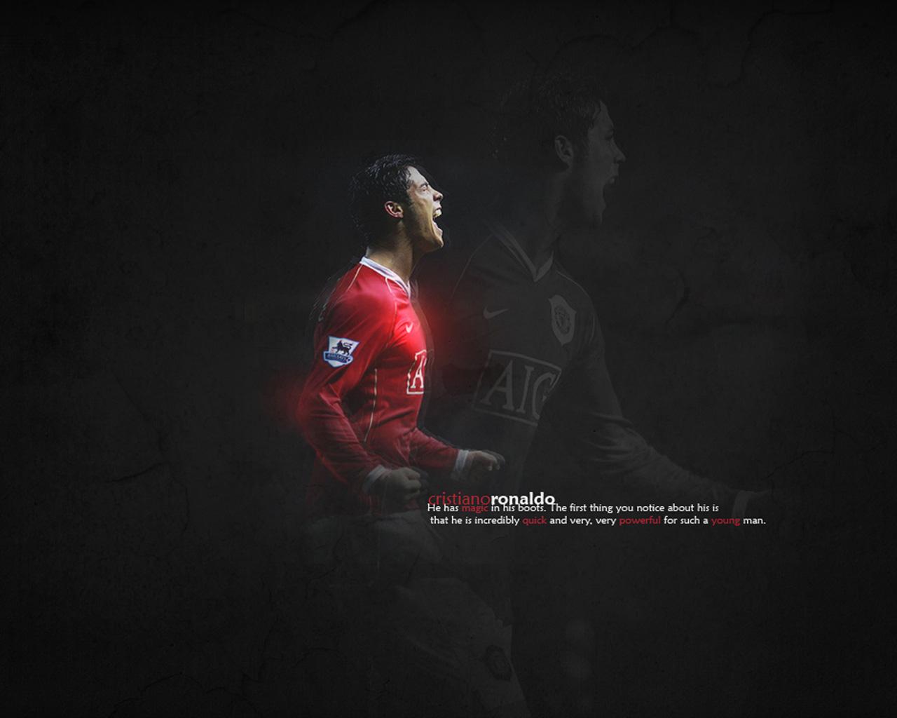 Simplemente, La Magia de Cristiano Ronaldo !