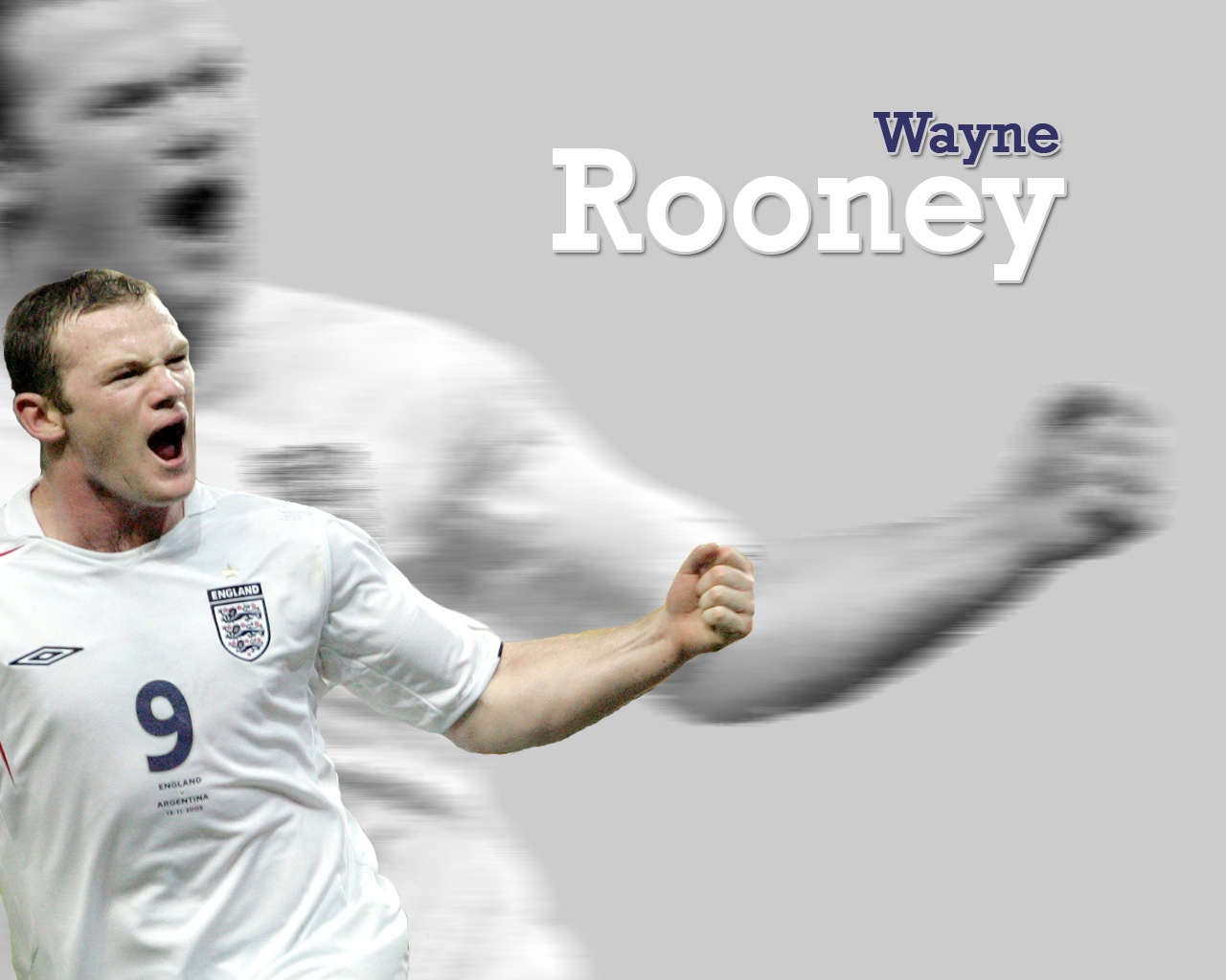New Wayne Rooney Wallpapers